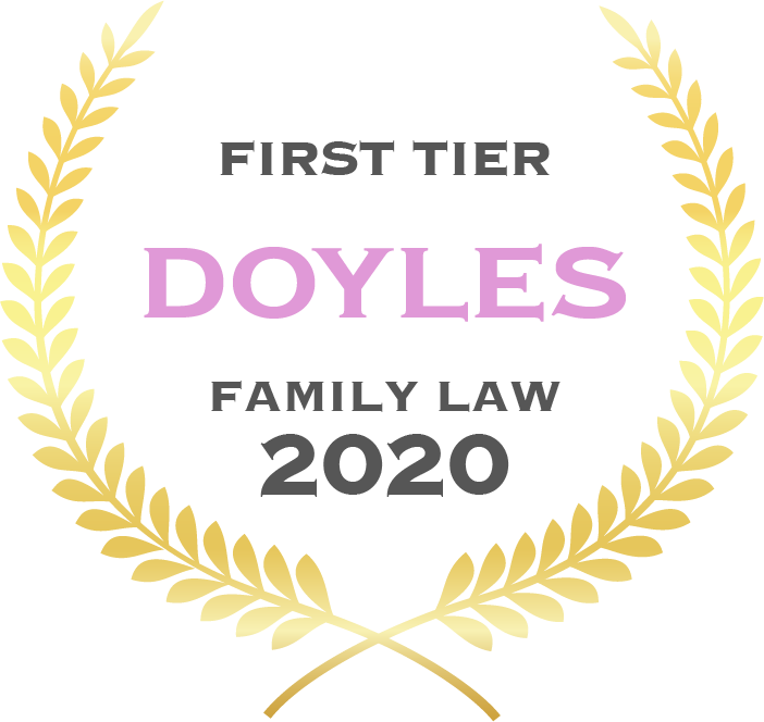 Family - First Tier - 2020