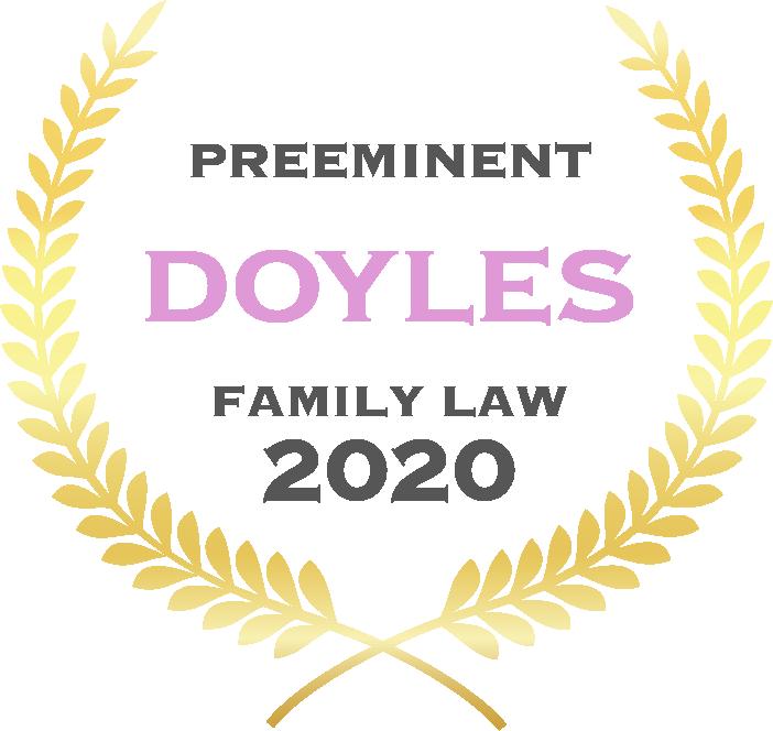 Family - Preeminent - 2020