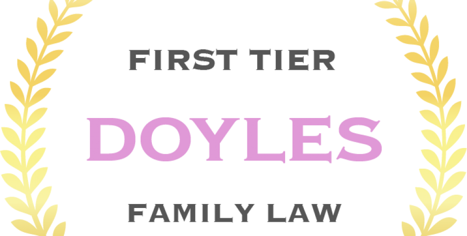 Family Law - First Tier - 2021