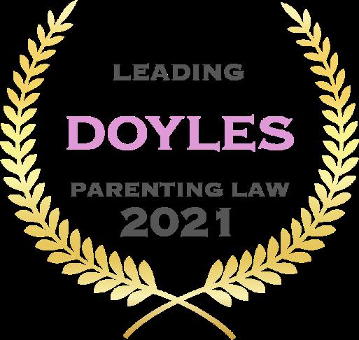 Parenting - Leading - 2021